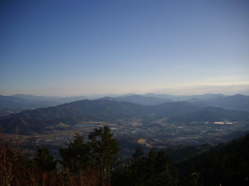 吉祥山山頂2