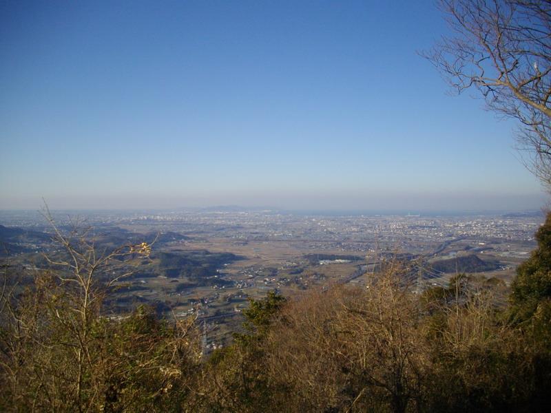 吉祥山山頂1
