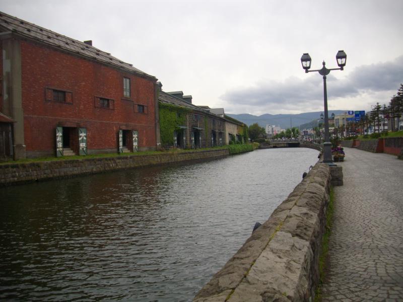 小樽の運河