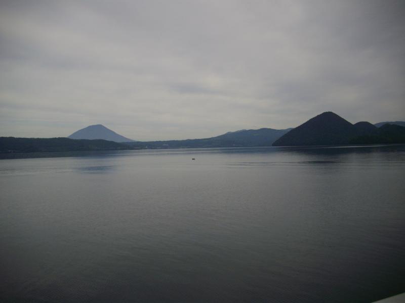 カルデラ洞爺湖