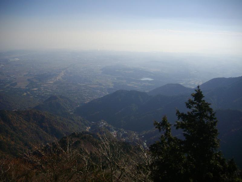足元の湯ノ山