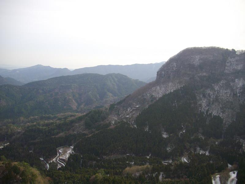 望雲台からの景色