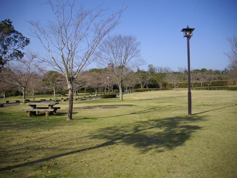 石野公園キャンプ場