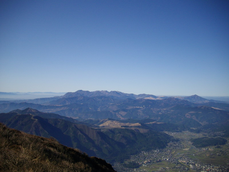 西峰からの展望1