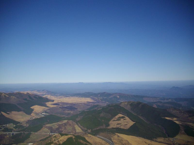 西峰からの展望2