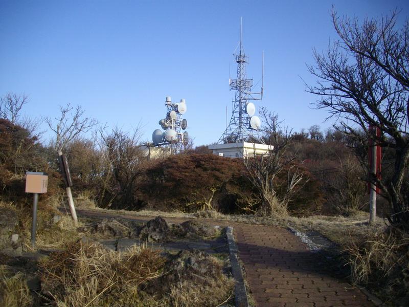 鶴見山頂公園