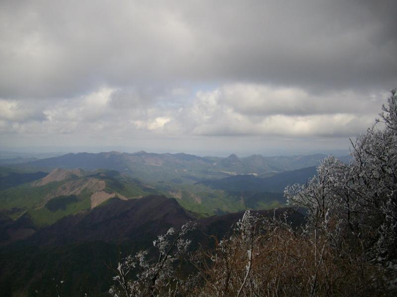 高見山北方面