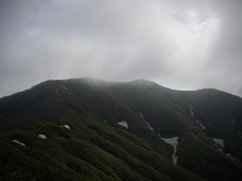 大日ヶ岳へ
