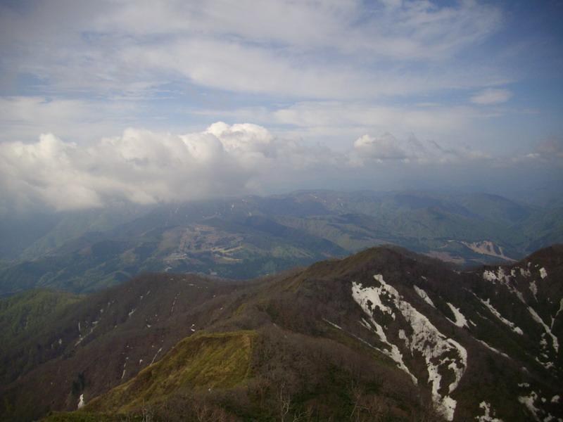 鎌ヶ峰からの景色