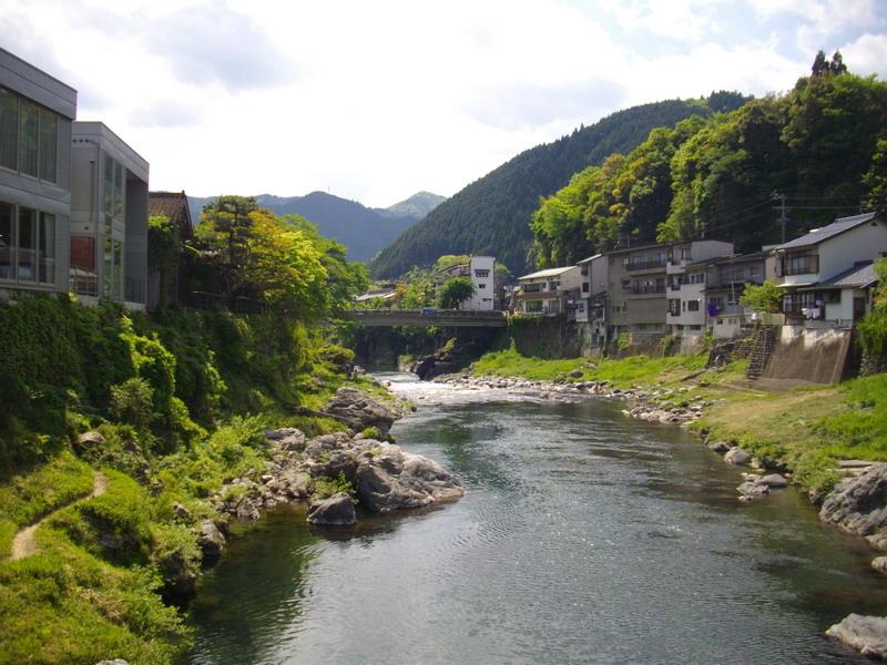 吉田川川原