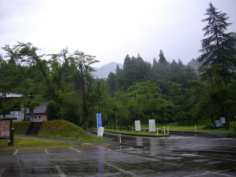 粟ヶ岳っぽい山
