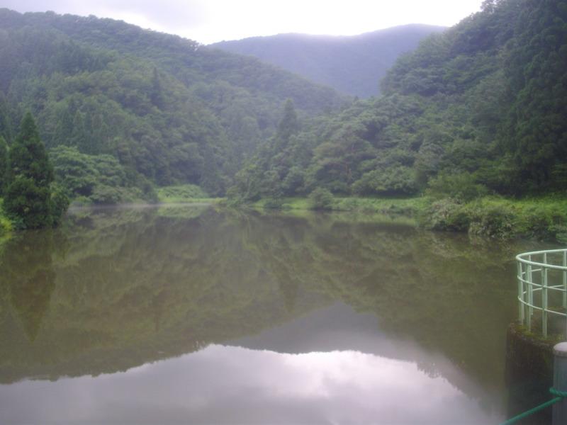 第二貯水池